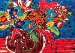 Ilana's Flower Arrangement