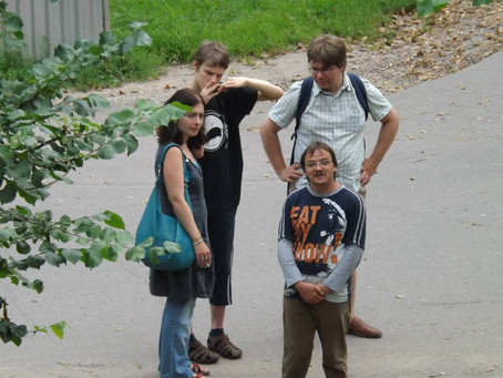 «Бобовое зерно» летний лагерь