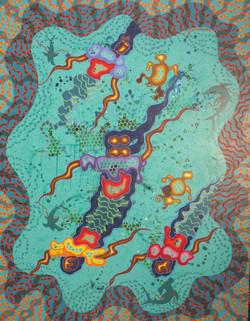 2013 Metamorfosis de guardianas marinas
