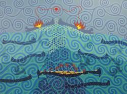 2012 isla volviedose liquido 36X48.jpg