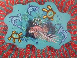 2013 Metamorfosis de tortugas y peces 36
