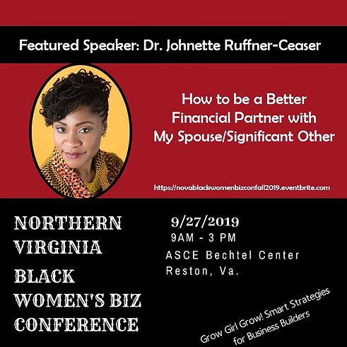 N. VA Black Womens Business Conference-S