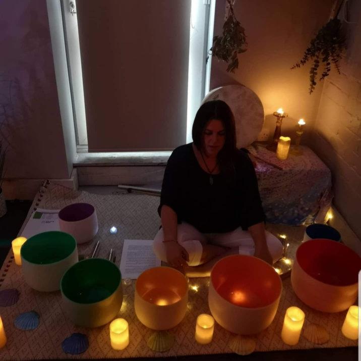 Sound Bath Attunement  - Manic Organic