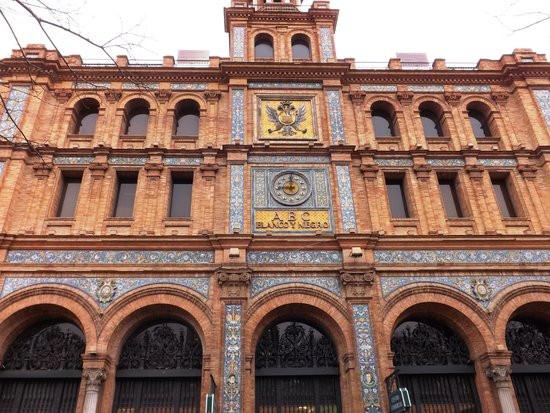 A shopaholics dream, the ABC Serrano offers its visitors 8 floors to explore!