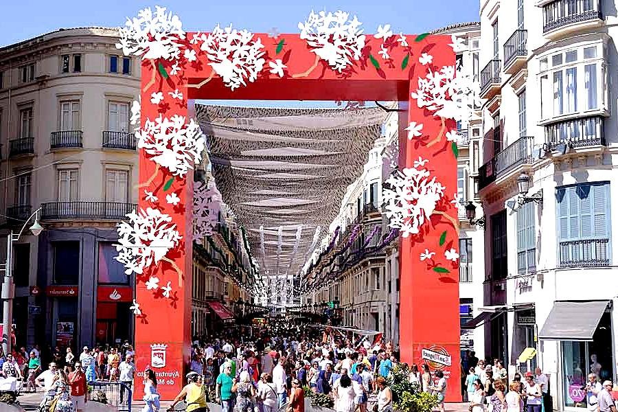 Malaga Feria Day Grounds