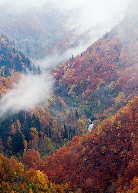 Val d'Aran in Fall