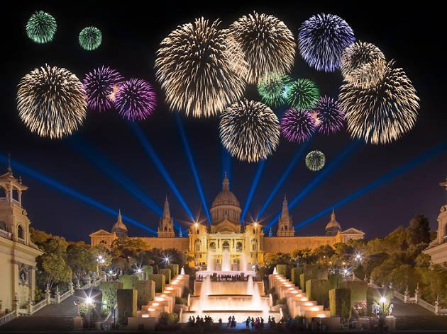La Merce Festival Fireworks