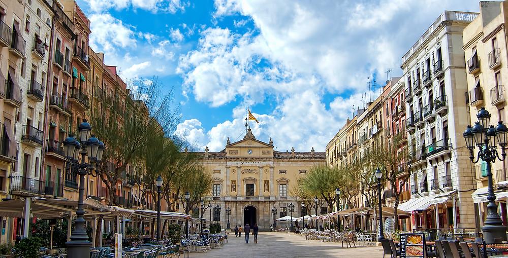 Tarragona's City Hall