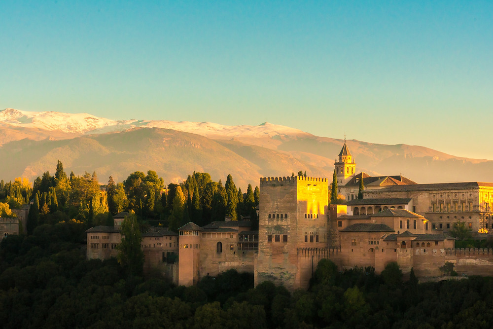 Granada in Andalucia