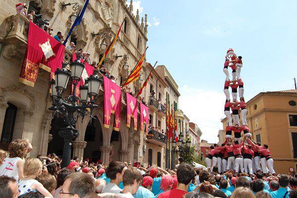La Merce Festival in Spain