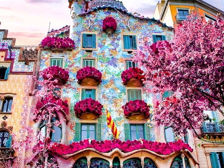 Spring into the season in Spain
