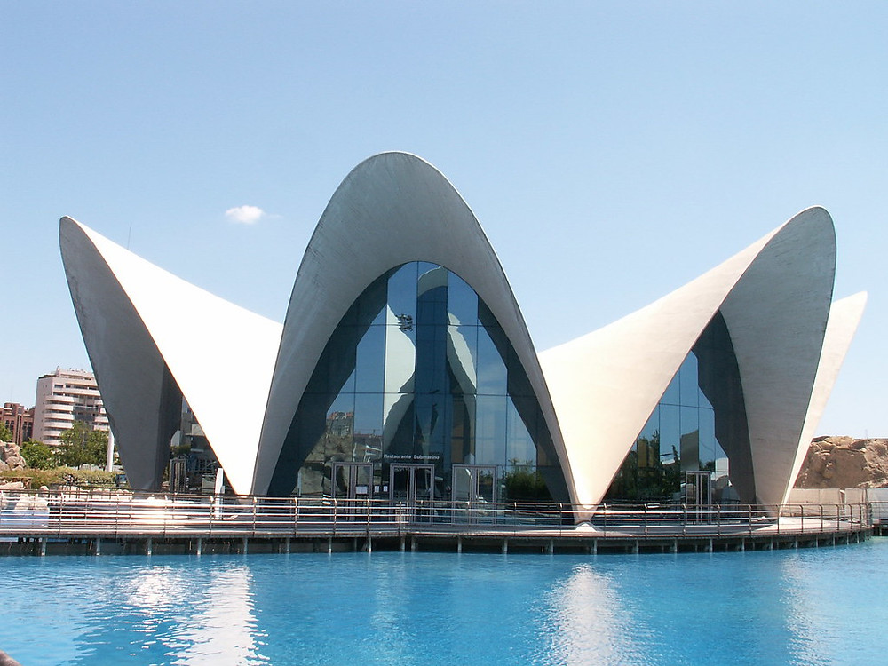 L'Oceanográfic of City of Arts and Sciences