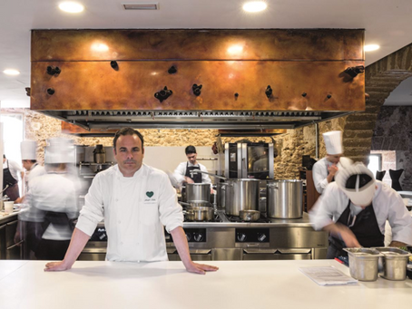 Profile of a Spanish Chef: Àngel Leòn