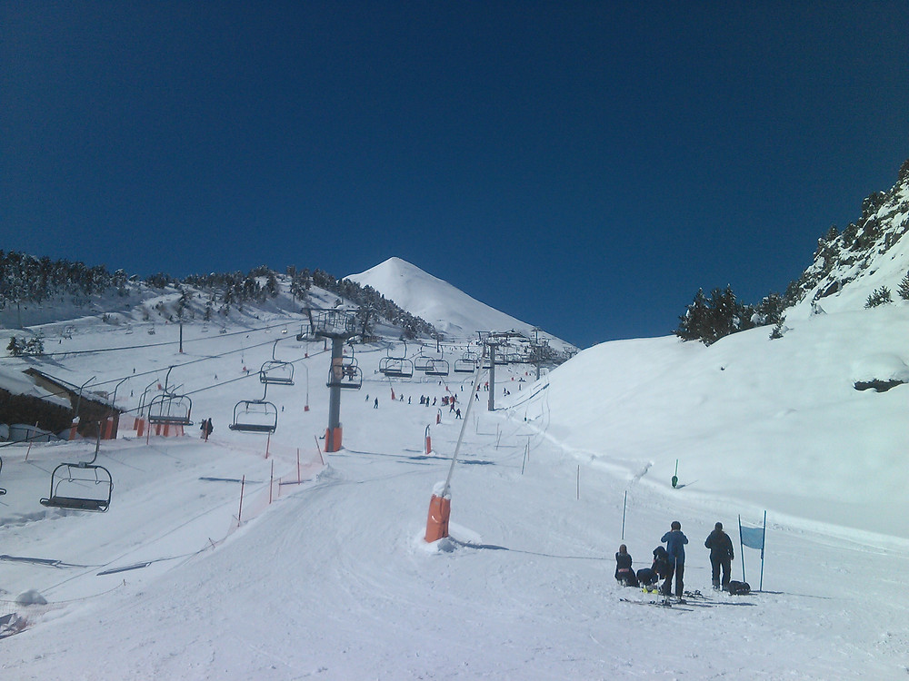 Vallnord Ski Resort in Andorra