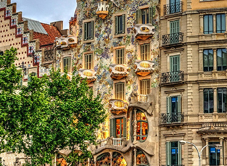 Barcelona's Most Beautiful Streets