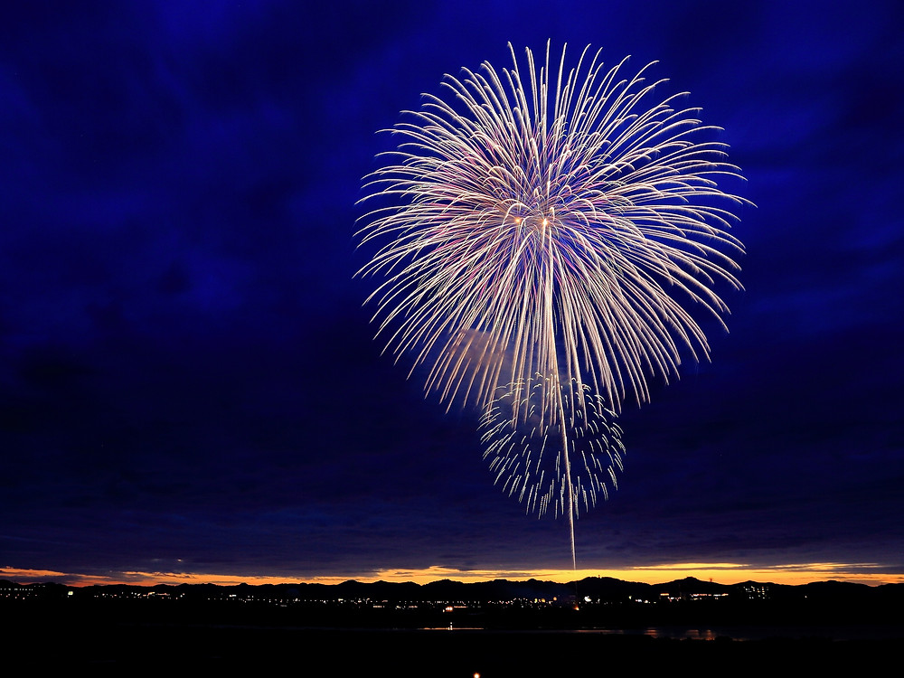 San Juan Festival Fireworks