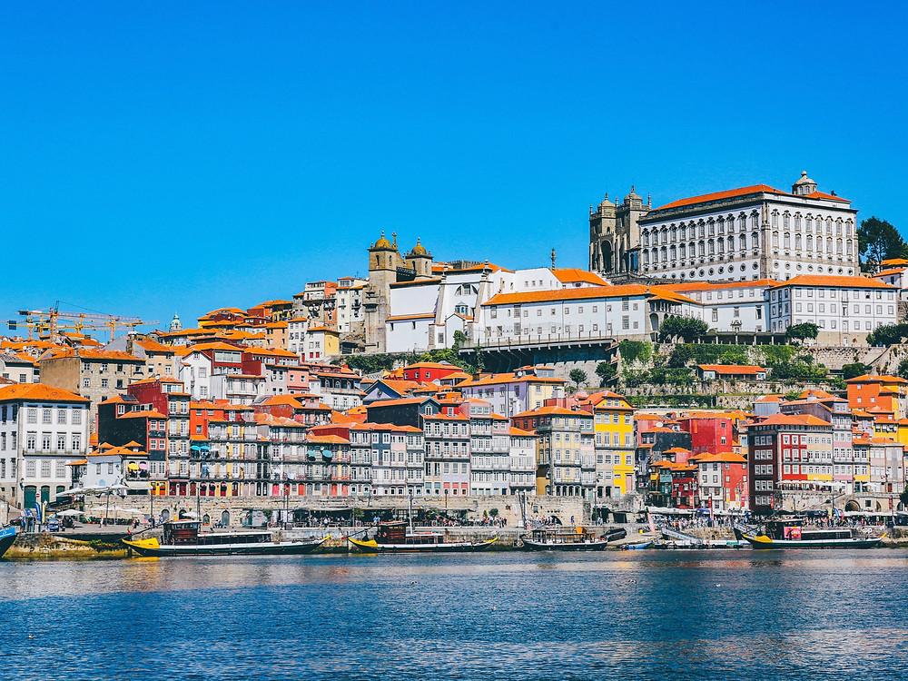 Spring in Porto, Portugal