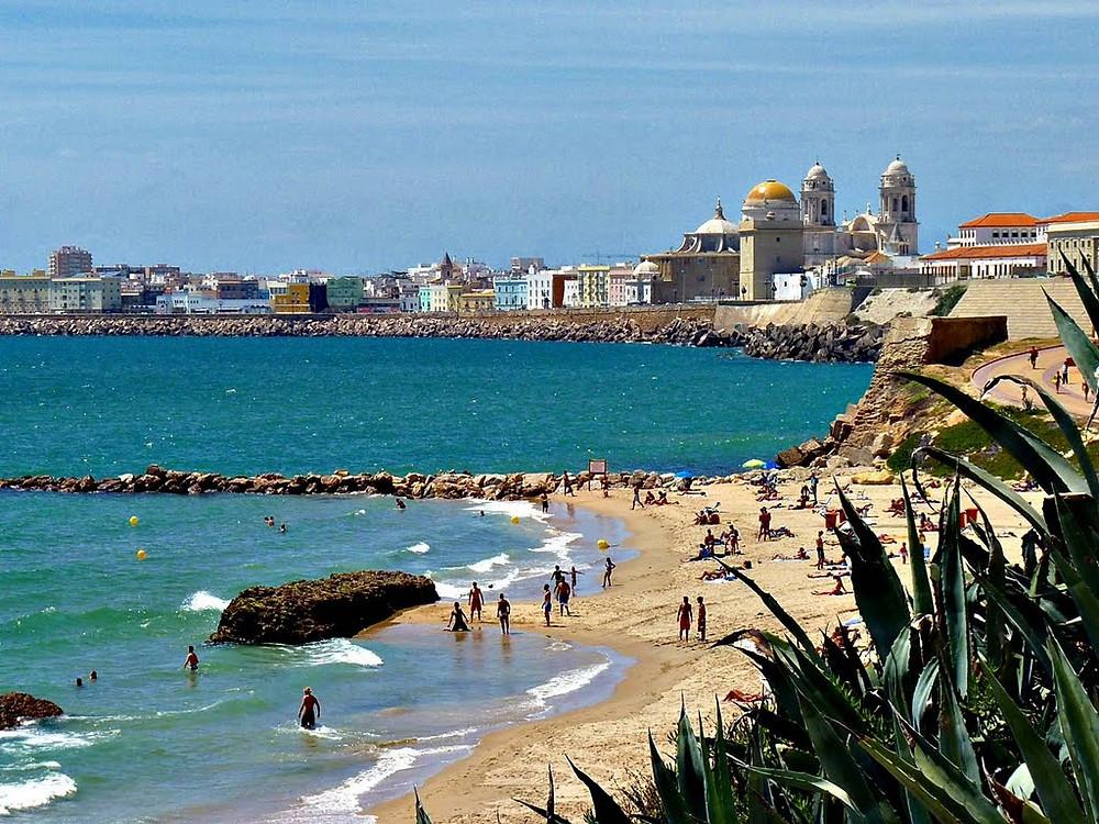 Beach in Andalucia