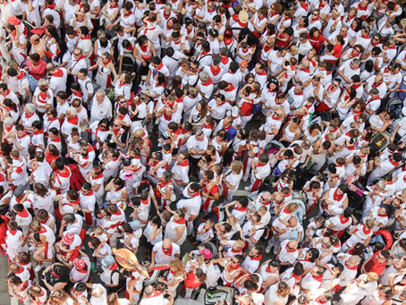 Surviving the Pamplona Running of the Bulls