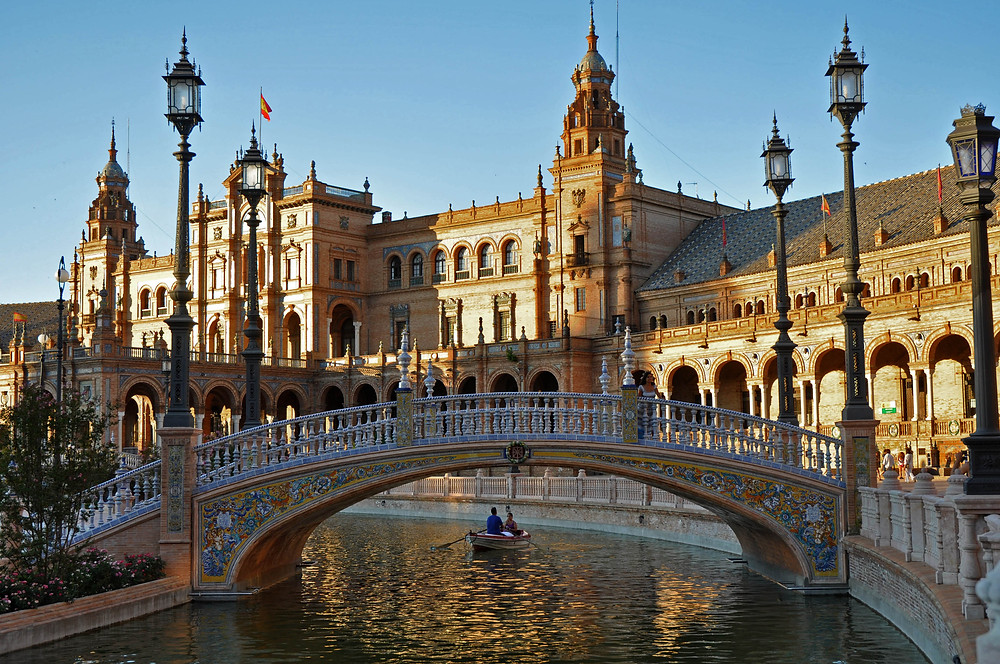 Bridge in Andalucia