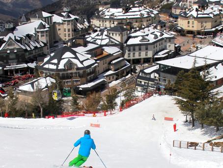 Ski Resorts across Spain