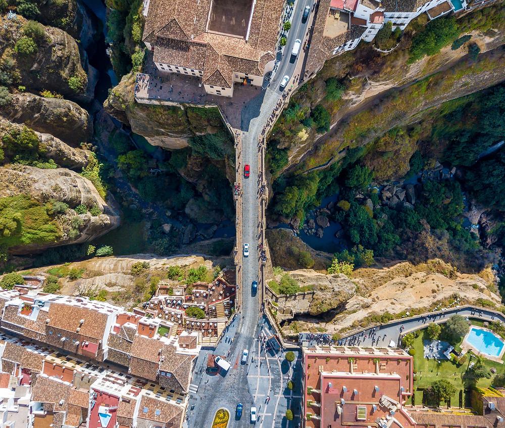 Ronda in Andalucia