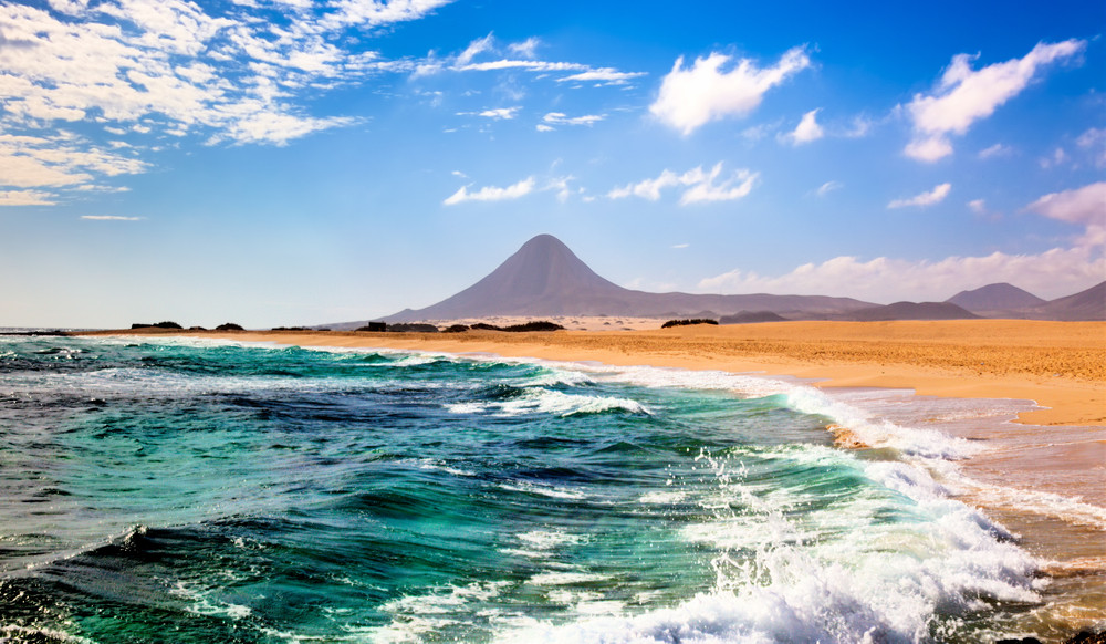 Beaches on The Canary Islands