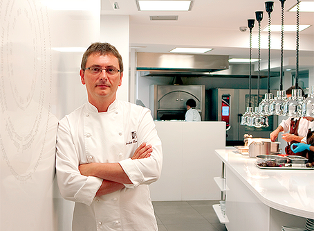 Profile of a Spanish Chef: Andoni Luis Aduriz