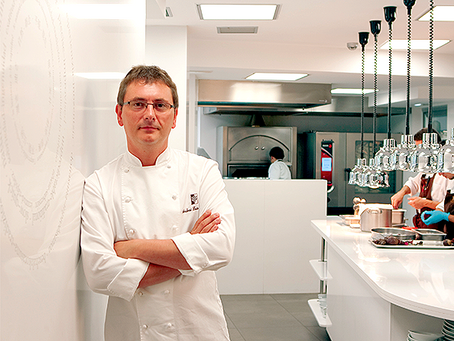 Profile of a Spanish Chef: Andoni Luis Aduriz