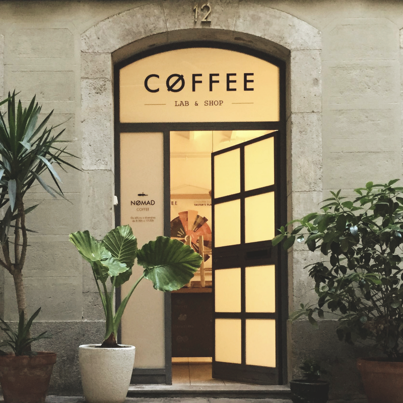Nomad Coffee in Barcelona