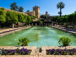 The Alcazar of the Christian Monarchs in Cordoba, Spain