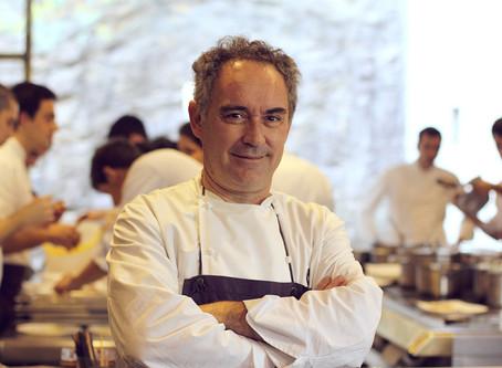 Profile of a Spanish Chef: Ferran Adrià