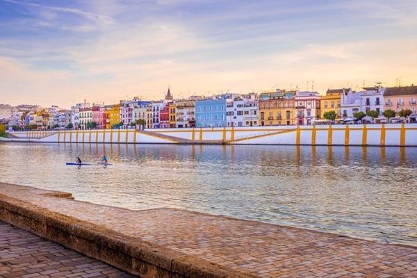 Sevilla's Triana District