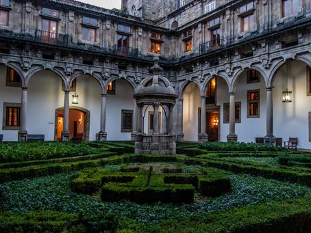 Spain's Romantic Paradors