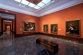 The Museum of Fine Arts in Bilbao