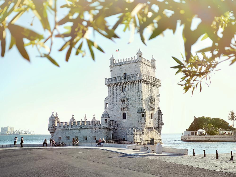 Spring in Lisbon, Portugal