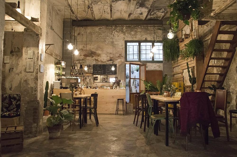 Espai Joliu Cafe in Barcelona