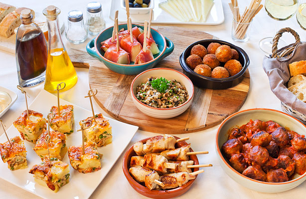 Tapas at Tapeo in Barcelona's Gothic Quarter