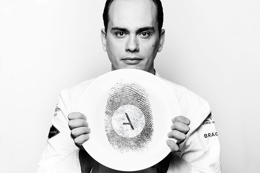 Chef Israel Ramos