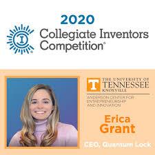 Quantum Lock accepted as finalist in Collegiate Investors Competition