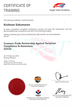 Customs Trade Partnership Against Terror