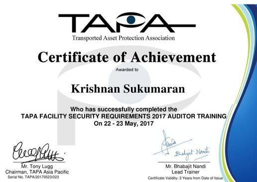 Cert Tapa 2017 - Krishnan Sukumaran-1.pn