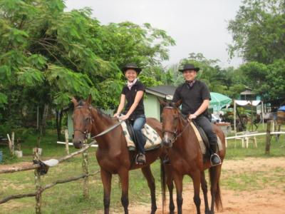 Horse riding overnight stay package at Tanjong Puteri