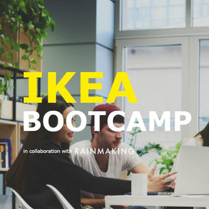 IKEA BOOTCAMP, A NEW ACCELERATING PROGRAM FOR STARTUPS   IKEA BOOTCAMP, UN NUEVO PROGRAMA DE ACELERA