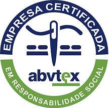 Certificad ABVTEX, abvtex, empresa certifcada abvtex, empresa de bordado abvtex, responsablidade social, bordado