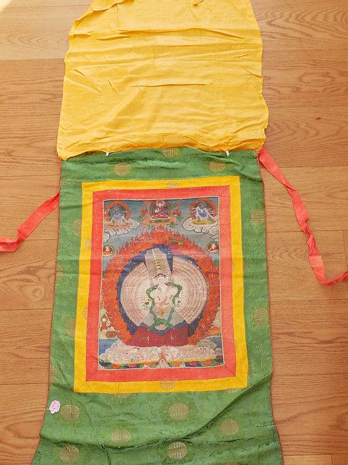 Buddha mehr als 100 Jahre alt