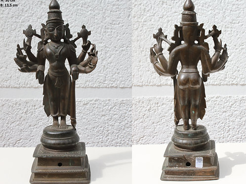 Buddha mehr als 150 Jahre alt