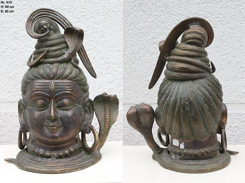 Gott Shiva mehr als 120 Jahre alt