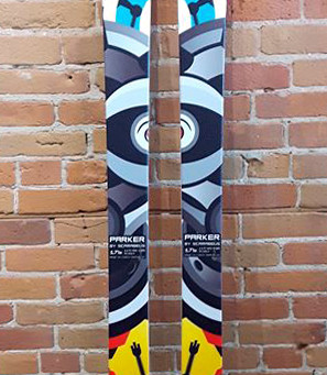 SPECIAL OFFER ON TWIN TIP SKIS