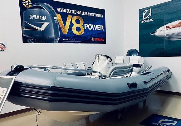 Bayrunner 550 W Yamaha F90